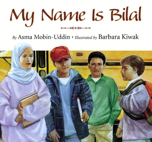 My Name Is Bilal   2005 edition cover