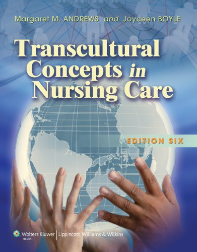 Transcultural Concepts in Nursing Care  6th 2012 (Revised) edition cover