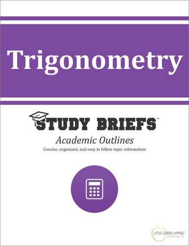 Trigonometry   2015 9781634261753 Front Cover