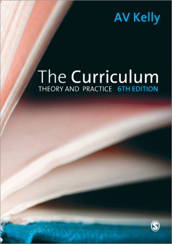 Curriculum Theory and Practice 6th 2009 edition cover