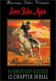 Zorro Rides Again: 12 Chapter Serial System.Collections.Generic.List`1[System.String] artwork