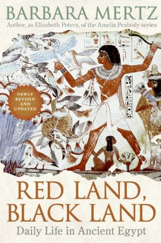 Red Land, Black Land Daily Life in Ancient Egypt 2nd 2009 edition cover