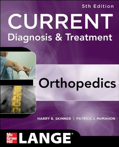 Diagnosis and Treatment in Orthopedics  5th 2013 (Revised) edition cover
