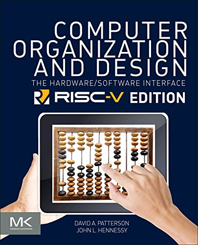 Computer Organization and Design The Hardware/Software Interface  2018 9780128122754 Front Cover