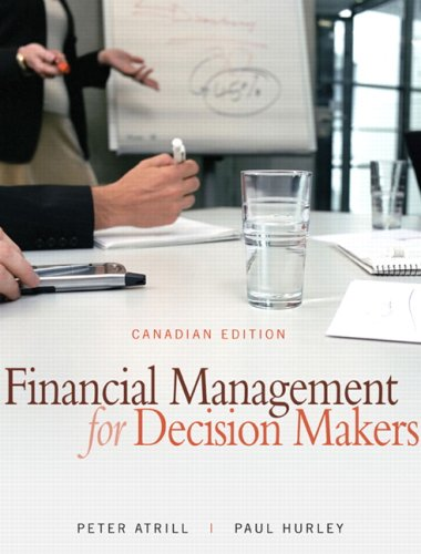 FINANCIAL MANAGEMENT F/DECISIO N/A edition cover