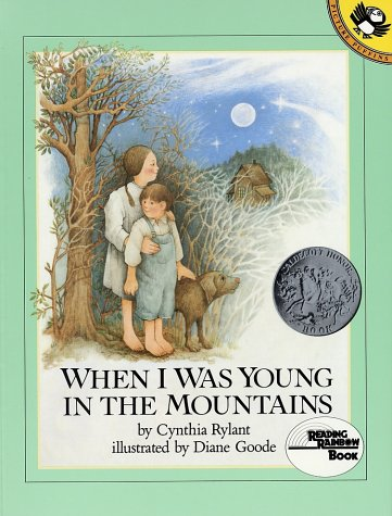 When I Was Young in the Mountains   1985 edition cover