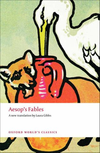Aesop's Fables   2008 edition cover
