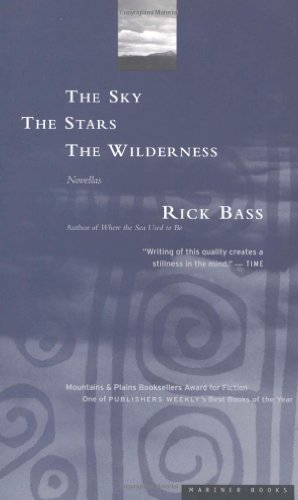 Sky, the Stars, the Wilderness   1998 edition cover