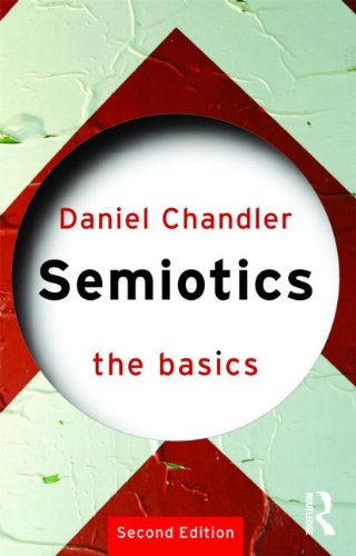 Semiotics  2nd 2007 (Revised) edition cover