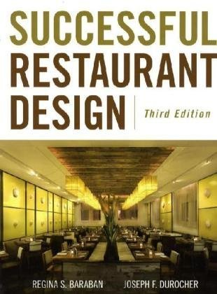 Successful Restaurant Design  3rd 2010 edition cover