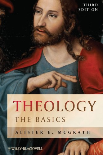Theology The Basics 3rd 2011 edition cover
