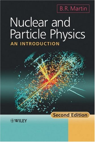 Nuclear and Particle Physics An Introduction 2nd 2009 edition cover
