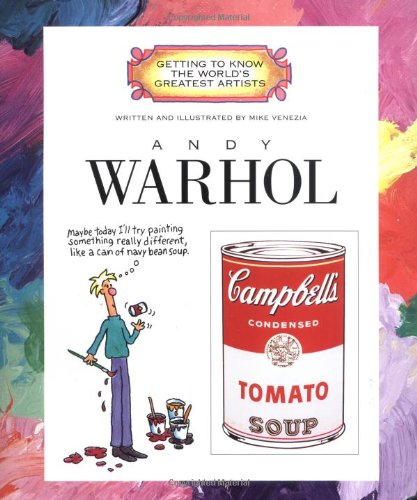 Andy Warhol   1999 edition cover
