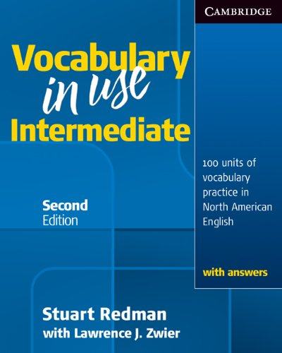 Vocabulary in Use Intermediate Student's Book with Answers  2nd 2010 (Student Manual, Study Guide, etc.) edition cover