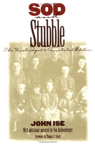 Sod and Stubble The Unabridged and Annotated Edition  1996 edition cover