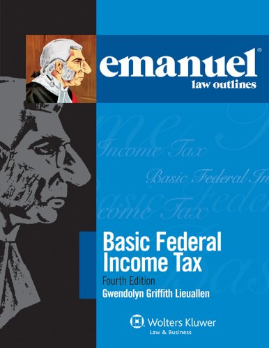 Elo Basic Federal Income Tax 2011 4th 2011 (Student Manual, Study Guide, etc.) edition cover