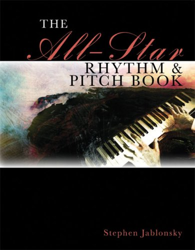 All-Star Rhythm and Pitch Book  Revised  9780757517754 Front Cover