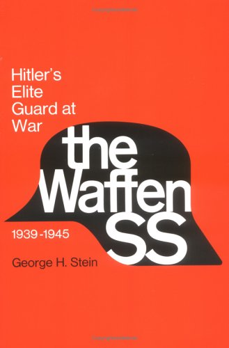 Waffen SS Hitler's Elite Guard at War, 1939-1945 N/A edition cover