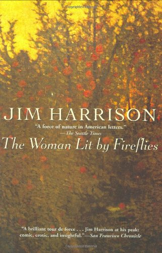 Woman Lit by Fireflies  N/A edition cover