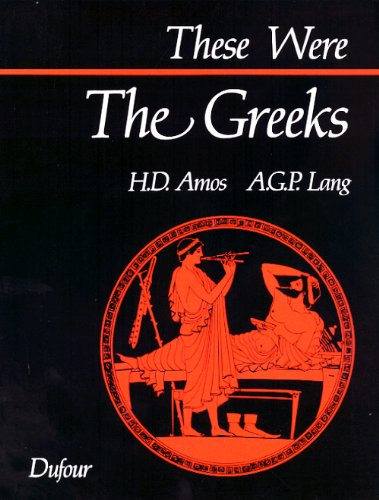 These Were the Greeks  N/A edition cover