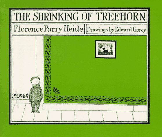 Shrinking of Treehorn  N/A edition cover