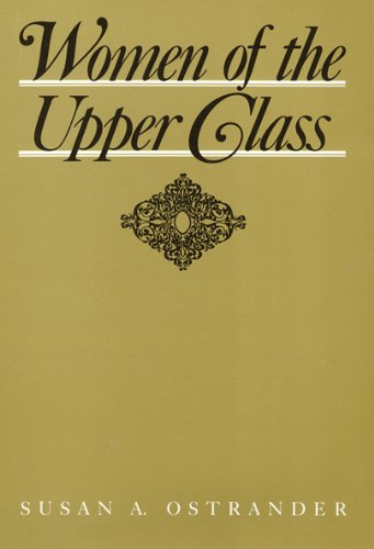 Women of the Upper Class  N/A edition cover