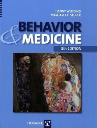 Behavior and Medicine  5th 2010 edition cover