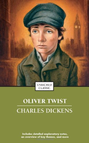 Oliver Twist  Annotated edition cover