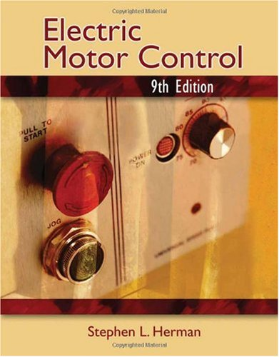 Electric Motor Control  9th 2010 edition cover
