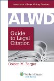 ALWD Guide to Legal Citation  5th edition cover