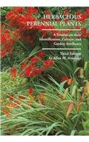 Herbaceous Perennial Plants : A Treatise on their Identification, Culture, and Garden Attributes  2008 edition cover