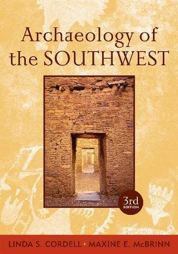 Archaeology of the Southwest, Third Edition  3rd 2012 edition cover