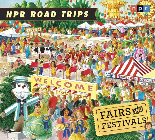 Fairs and Festivals: Stories That Take You Away  2012 edition cover