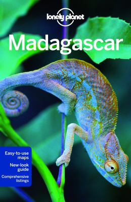 MADAGASCAR (INGL�S)  7th 2012 (Revised) edition cover