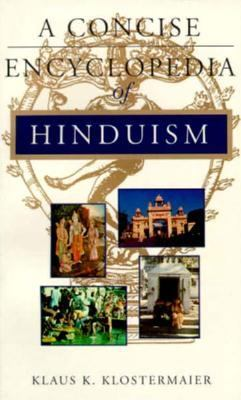 Concise Encyclopedia of Hinduism   1998 edition cover