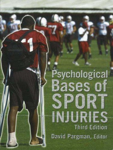 Psychological Bases of Sport Injuries  3rd 2007 edition cover