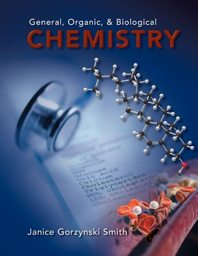 Pre-pack: General, Organic and Biological Chemistry with Connect Plus Access Card   2010 edition cover