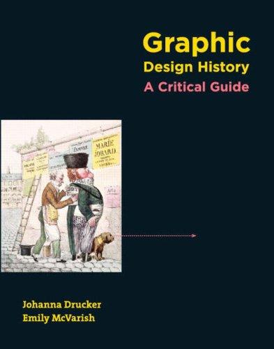Graphic Design History A Critical Guide  2009 edition cover