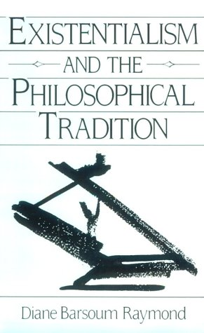 Existentialism and the Philosophical Tradition  1st 1991 edition cover