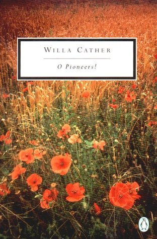 O Pioneers!   2002 edition cover