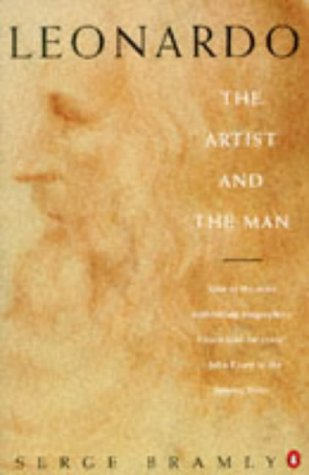 Leonardo The Artist and the Man  1991 edition cover