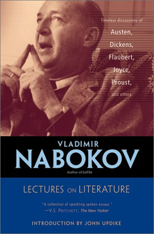 Lectures on Literature   1980 edition cover