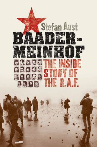 Baader-Meinhof The Inside Story of the R. A. F.  2009 edition cover