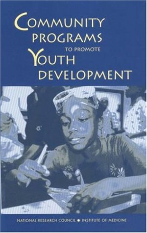 Beyond the Front Stoop Community Programs to Promote Youth Development  2002 edition cover