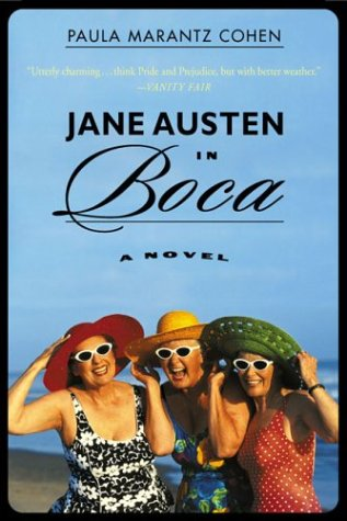 Jane Austen in Boca A Novel  2002 (Revised) 9780312319755 Front Cover