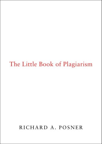 Little Book of Plagiarism   2007 edition cover