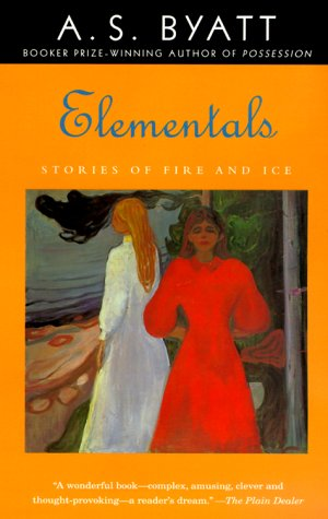 Elementals Stories of Fire and Ice N/A 9780375705755 Front Cover