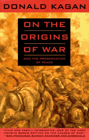 On the Origins of War And the Preservation of Peace  1996 edition cover