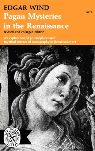 Pagan Mysteries in the Renaissance  Revised edition cover
