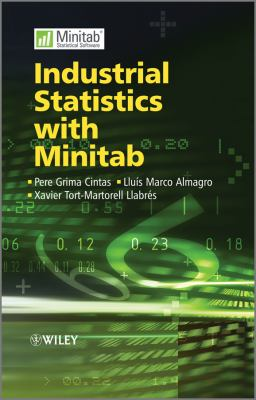 Industrial Statistics with Minitab   2012 9780470972755 Front Cover